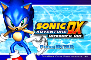 Sonic Adventure DX (Director's Cut) 0