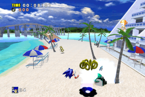 Sonic Adventure DX (Director's Cut) 9