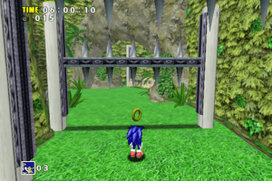 Sonic Adventure DX (Director's Cut) 14
