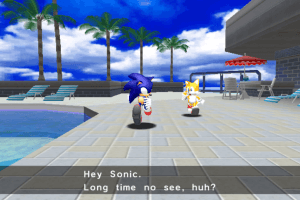 Sonic Adventure DX (Director's Cut) 15