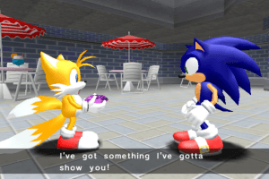 Sonic Adventure DX (Director's Cut) 16
