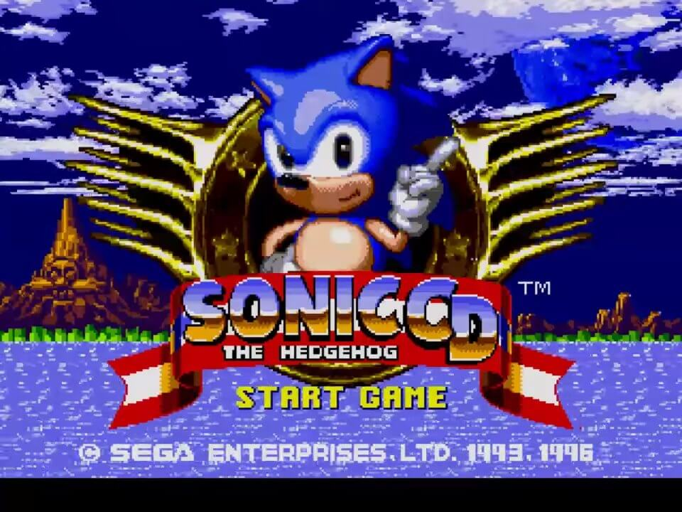 sonic cd 2011 free download