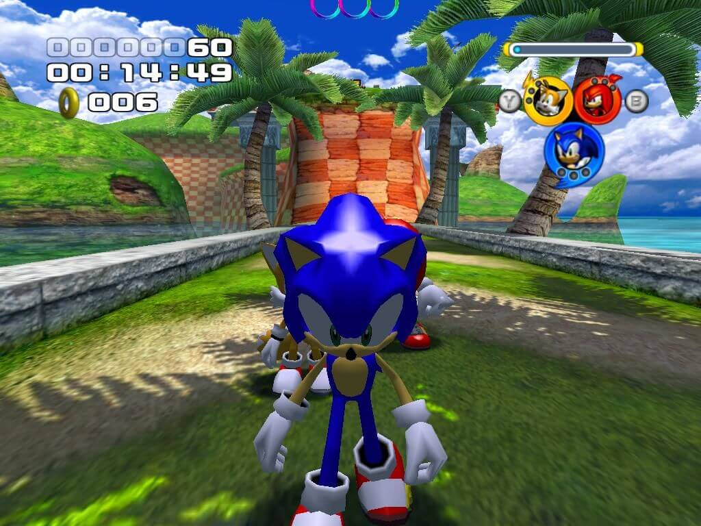 free download sonic heroes full version pc game