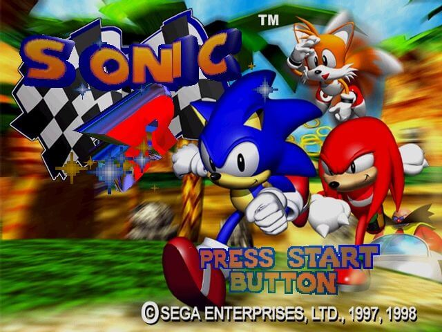 Download Sonic R (Windows) - My Abandonware