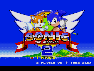 Sonic the Hedgehog 2 0