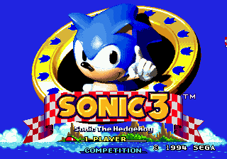 Sonic the Hedgehog 3 0