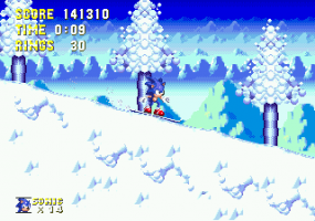 Sonic the Hedgehog 3 abandonware