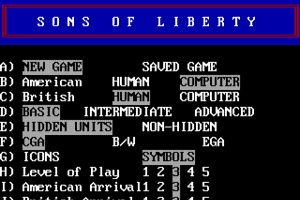 Sons of Liberty abandonware