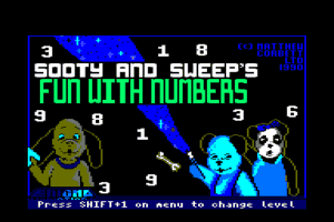 Sooty's Fun With Numbers 0