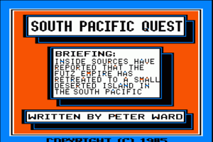 South Pacific Quest 0