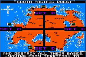 South Pacific Quest 1