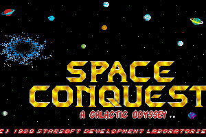 Space Conquest: A Galactic Odyssey 0