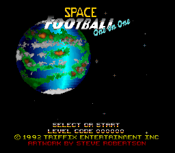 Space Football: One on One 0