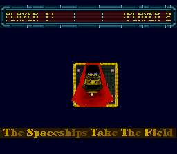 Space Football: One on One 1