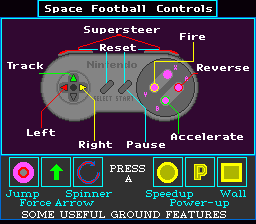 Space Football: One on One 20