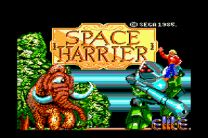 Space Harrier 0