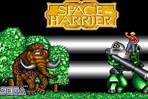Space Harrier 1