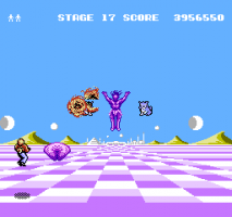 Space Harrier 12