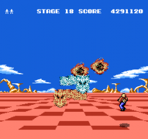 Space Harrier 13