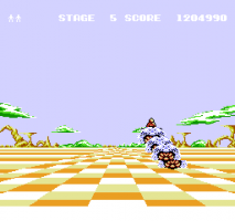 Space Harrier 6
