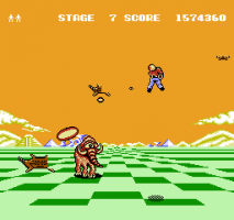 Space Harrier 8
