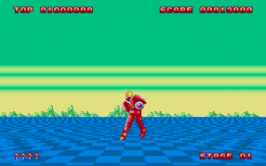 Space Harrier II abandonware