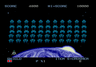Space Invaders '91 2