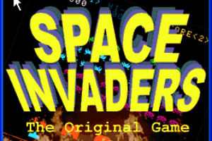 Space Invaders abandonware