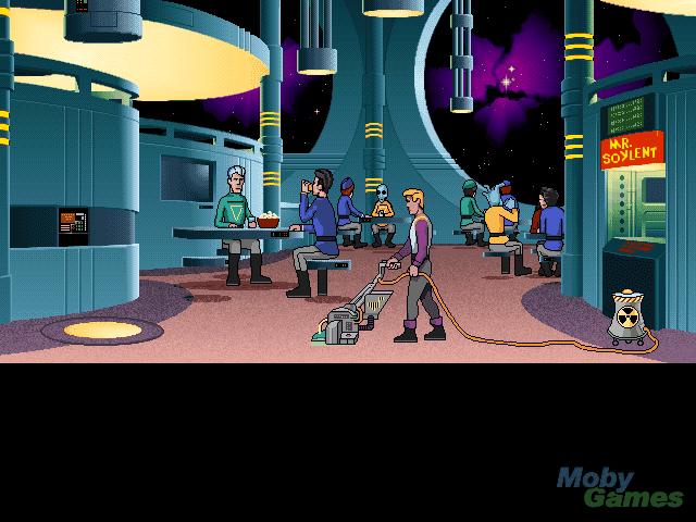 Space Quest 6 Roger Wilco In The Spinal Frontier My
