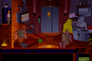 Space Quest 6: Roger Wilco in the Spinal Frontier 11