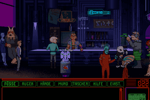 Space Quest 6: Roger Wilco in the Spinal Frontier 12