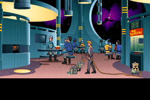 Space Quest 6: Roger Wilco in the Spinal Frontier 3
