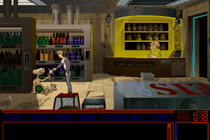 Space Quest 6: Roger Wilco in the Spinal Frontier abandonware