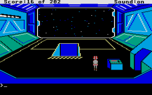 Space Quest: Chapter I - The Sarien Encounter 9