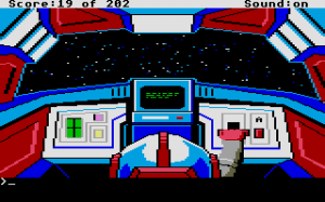 Space Quest: Chapter I - The Sarien Encounter 10