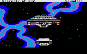 Space Quest: Chapter I - The Sarien Encounter 11
