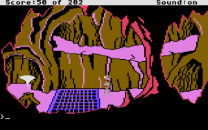 Space Quest: Chapter I - The Sarien Encounter 22