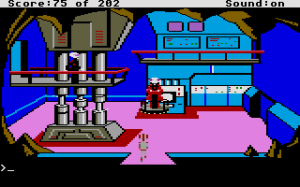 Space Quest: Chapter I - The Sarien Encounter 23