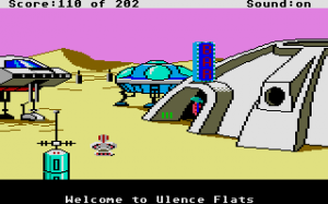 Space Quest: Chapter I - The Sarien Encounter 25