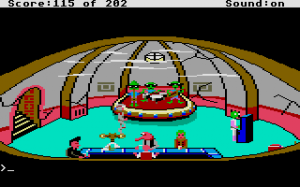Space Quest: Chapter I - The Sarien Encounter 26
