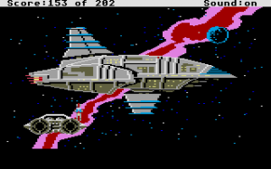 Space Quest: Chapter I - The Sarien Encounter 33