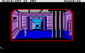 Space Quest: Chapter I - The Sarien Encounter 37