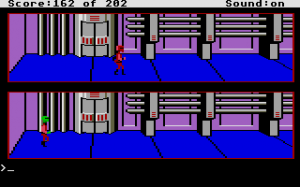 Space Quest: Chapter I - The Sarien Encounter 38