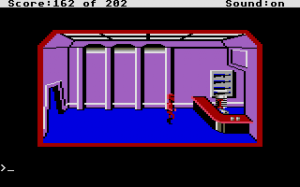 Space Quest: Chapter I - The Sarien Encounter 39