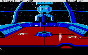 Space Quest: Chapter I - The Sarien Encounter 4