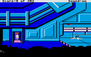 Space Quest: Chapter I - The Sarien Encounter 5
