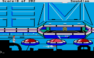 Space Quest: Chapter I - The Sarien Encounter 6