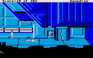 Space Quest: Chapter I - The Sarien Encounter 7