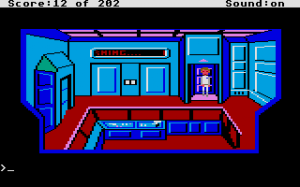 Space Quest: Chapter I - The Sarien Encounter 8
