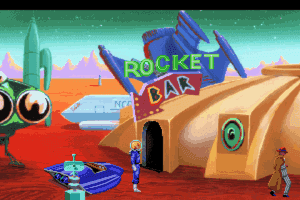 Space Quest I: Roger Wilco in the Sarien Encounter 11